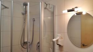 landgasthof zum stern bad dusche