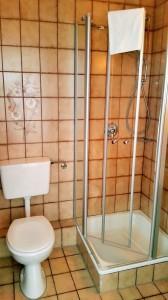 landgasthof zum stern zimmer3 bad dusche